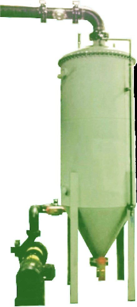 Raw Water Filter (RWF)