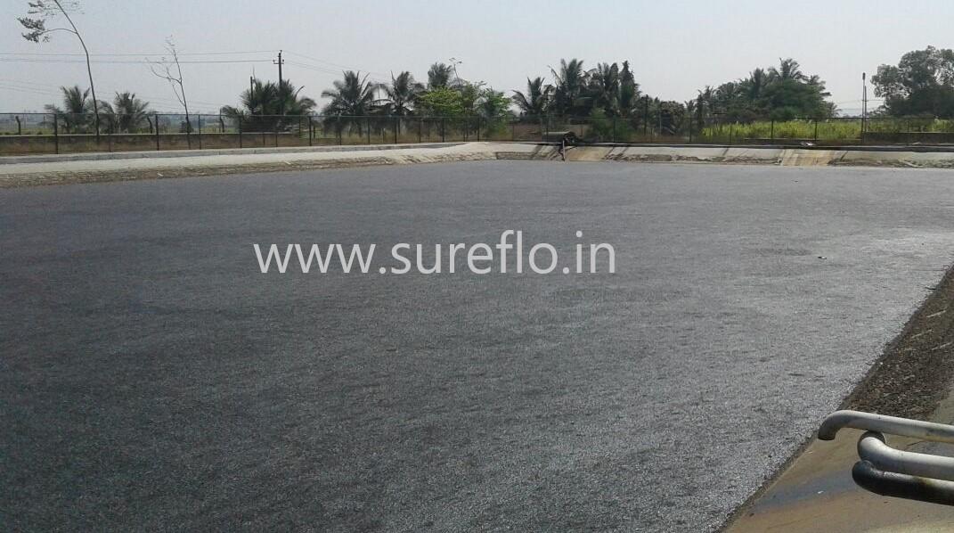 oily sludge lagoon robotic sludge removal separation